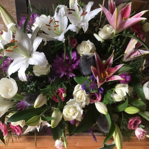 Funeral flowers Hampshire