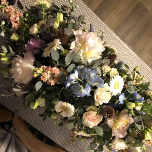 flowers for funeral