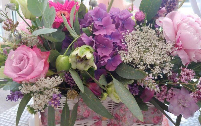 decorative event flowers