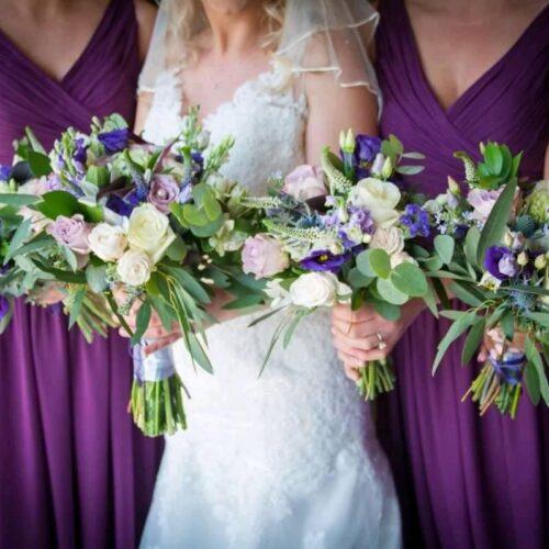 wedding flowers by Surrey